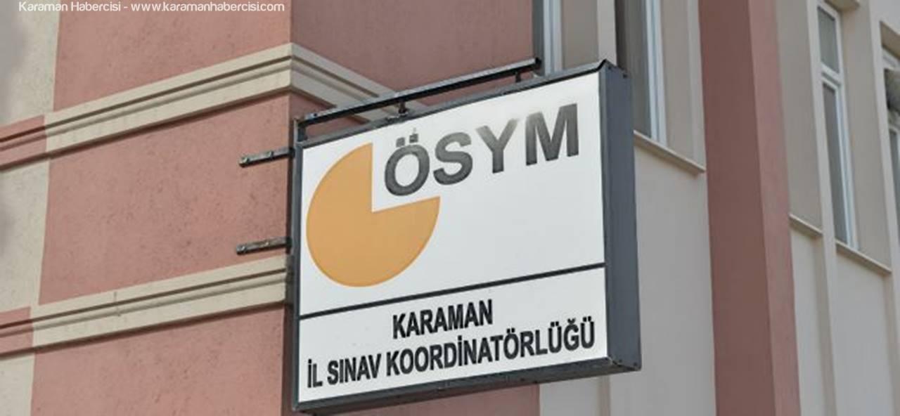 KPSS-Ortaöğretim Sınavına Girecek Adaylar, Aman Dikkat!