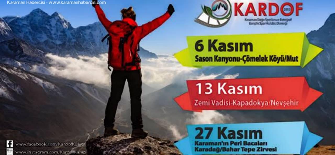 Kardof Kapadokya Turunu Gerçekleştirdi