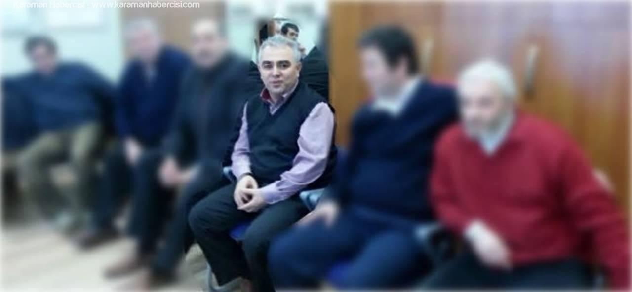Karaman Ağır Ceza Mahkemesi Başkanlığına Mehmet Nuri Özbey Atandı