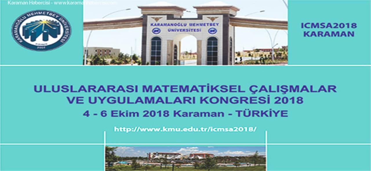 Uluslararası Matematiksel Çalışmalar ve Uygulamalar