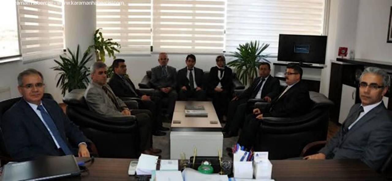 Vali Süleyman Tapsız'ın Kurum Ziyaretleri Sürüyor