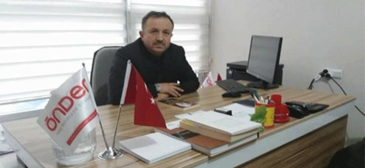 Mehmet Sarı'dan Berat Kandili Mesajı