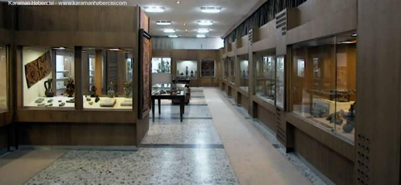 Karaman Yeni Müzesine Kavuşuyor