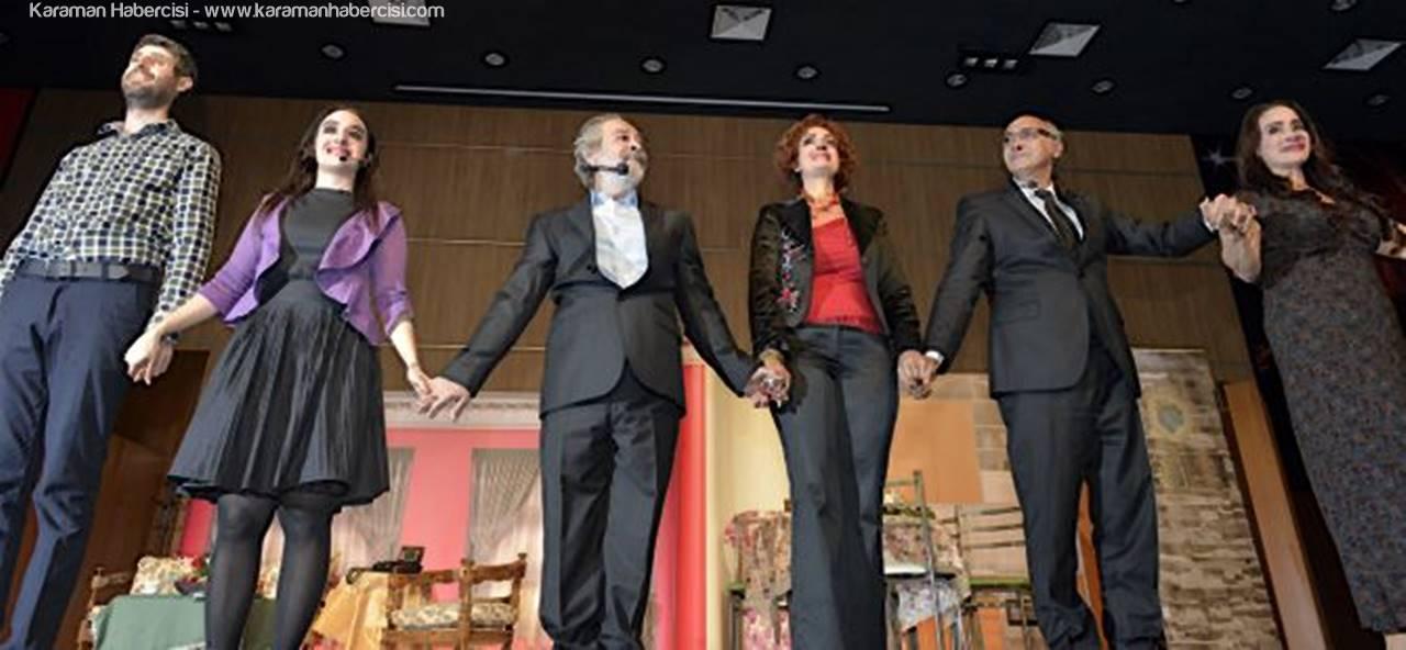 Karaman Tiyatro Dolu Bir Haftayı Geride Bıraktı