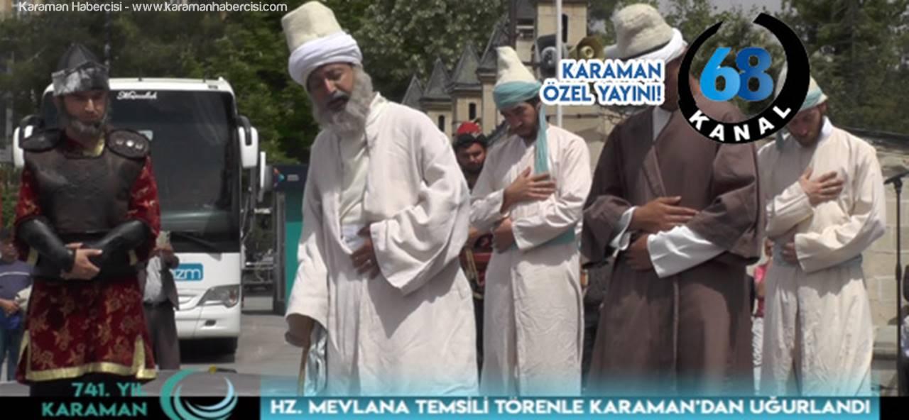 Karaman'daki Etkinlikler Kanal 68 Ekranında