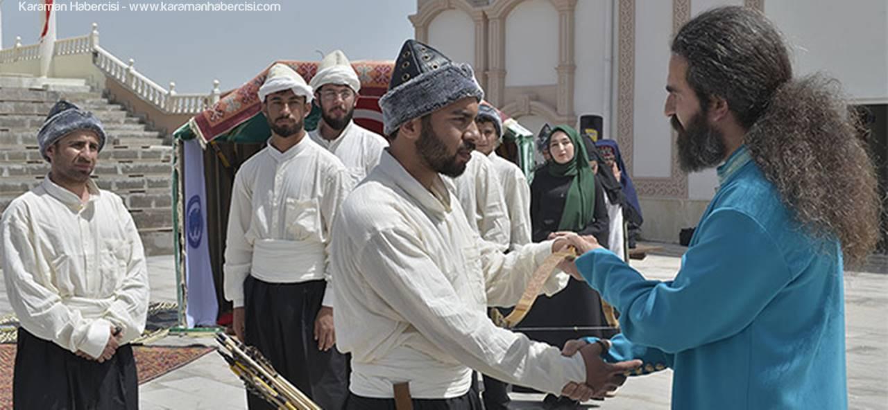 KMÜ'de Kabza Alma Töreni Düzenlendi