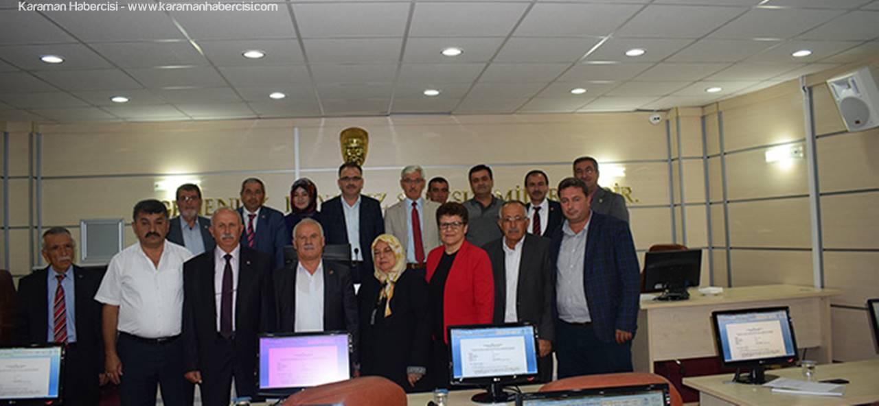 İl Genel Meclisi 2018 Mayıs Ayı Toplantıları Başladı