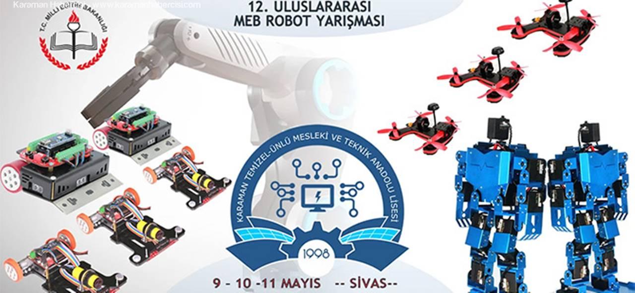 Temizel – Ünlü Mesleki ve Teknik Anadolu Lisesi MEB Robot Yarışması