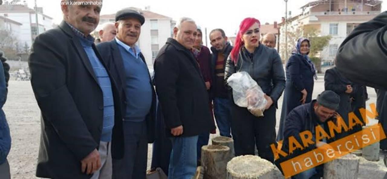 Karaman'da Kavak Mantarı Eğitimi Yapıldı