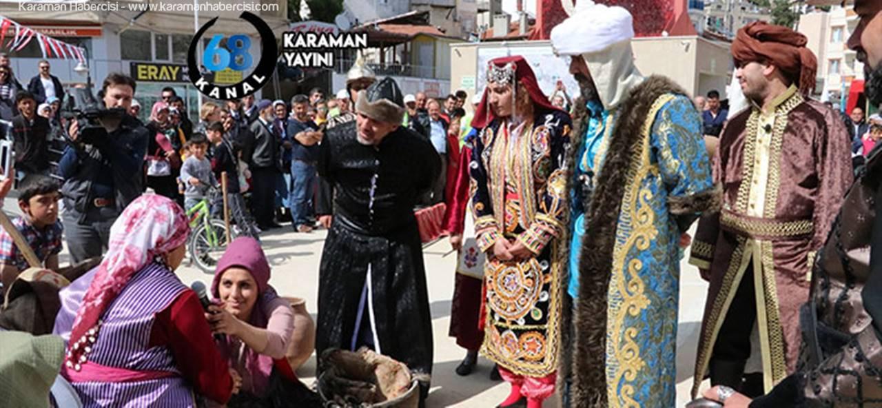 Balkusan ve Ermenek Etkinlikleri Kanal 68'de Bugün Yayınlanacak