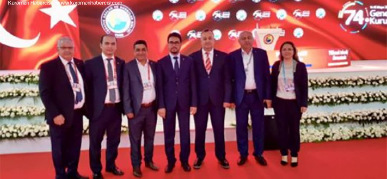 Mustafa Gökhan Alkan TOBB Üyeliğine Seçildi