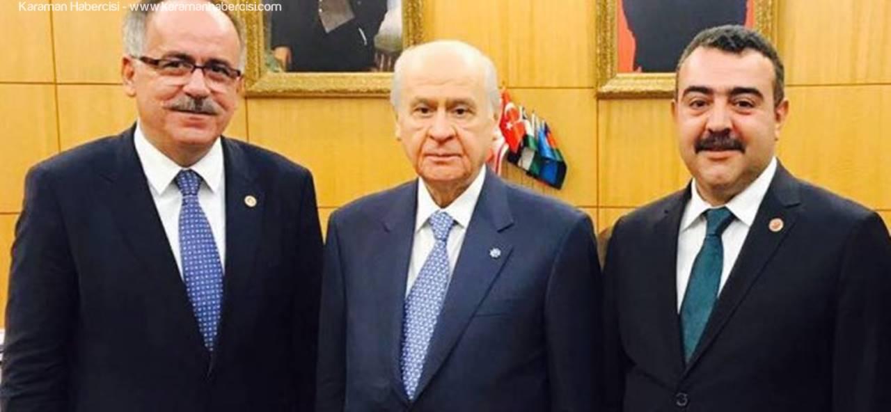 MHP'nin 27'nci Dönem Karaman milletvekili aday listesi açıklandı