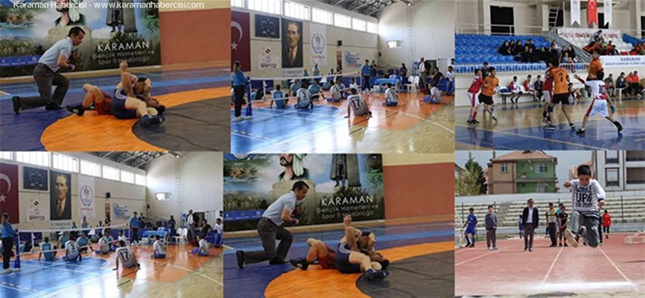 Karaman'da Spor Organizasyonları Ekonomiye Katkı Sağlıyor