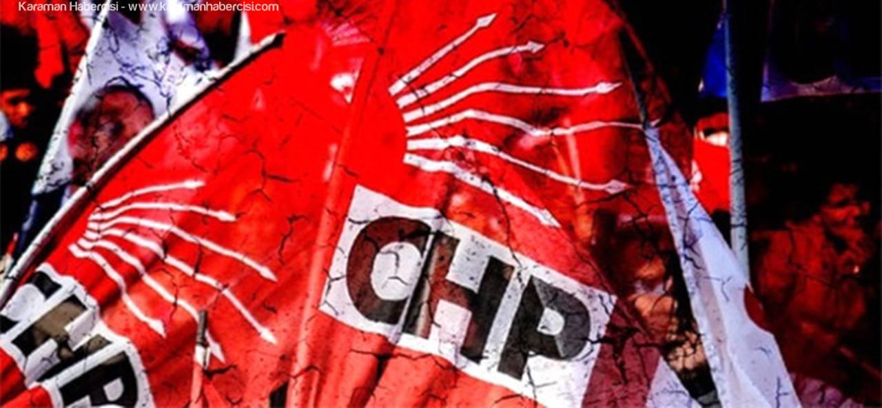 Karaman CHP Milletvekili Adayları Açıklandı