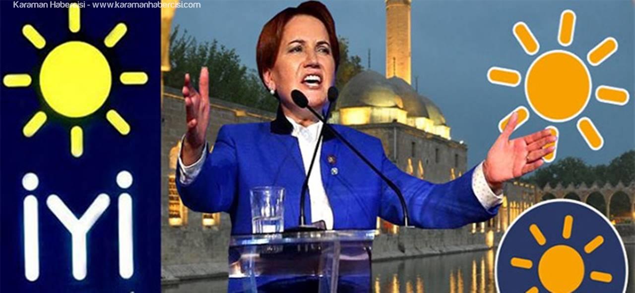 Karaman İYİ Parti Milletvekili Adayları Açıklandı