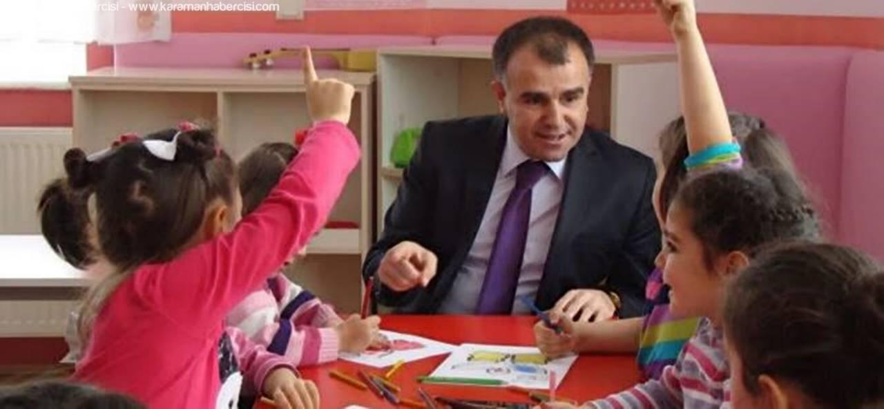 İl Milli Eğitim Müdürü Asım Sultanoğlu'nun Öğretmenler Günü Mesajı