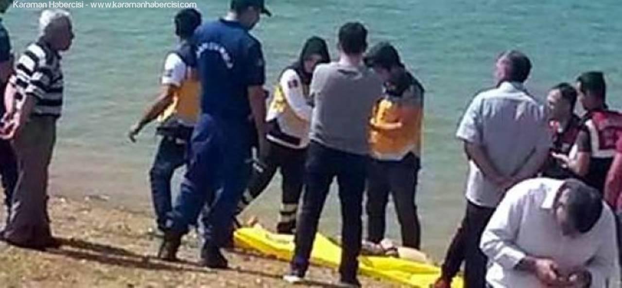 Konya'da gölete giren Suriyeli genç boğuldu