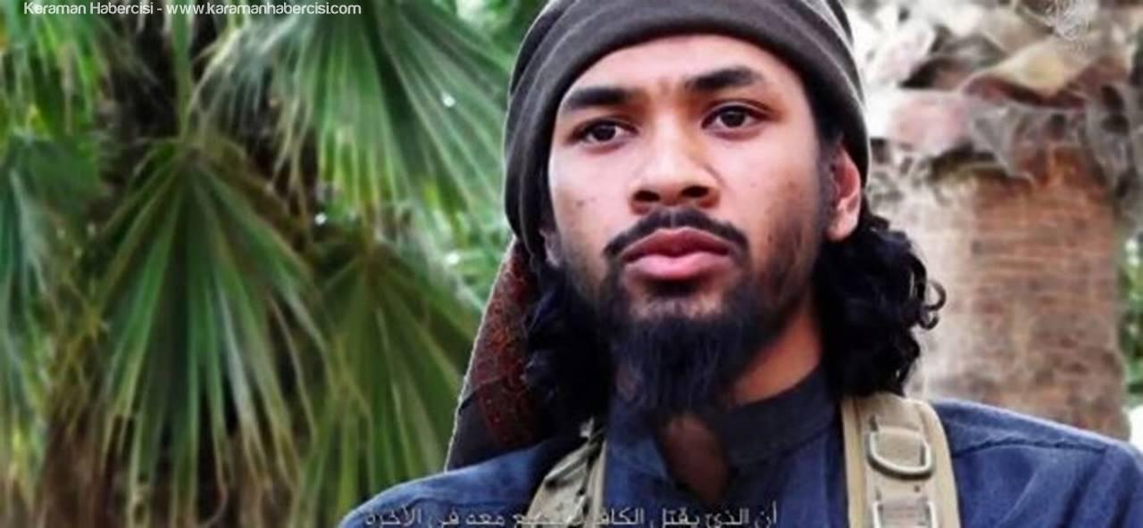ABD'nin ölüm listesindeki DEAŞ'lı Prakash Kilis'te sınırda yakalandı