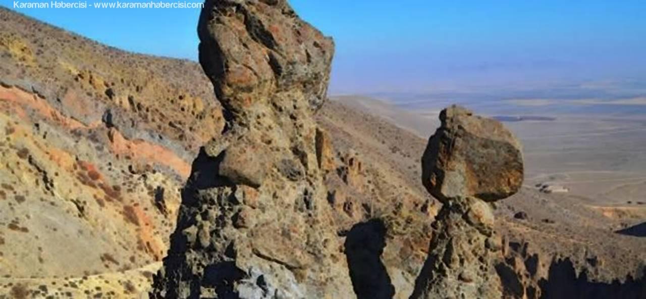 Karaman'ın Peri Bacalarına Yolculuk