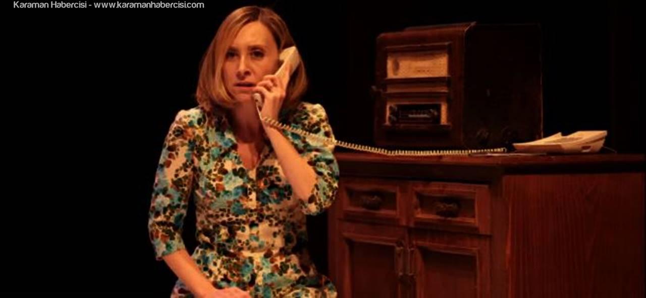 """""""Eğer Bu Bir Film Olsaydı"""" Tiyatrosu Karaman'da Sahne Alıyor"""