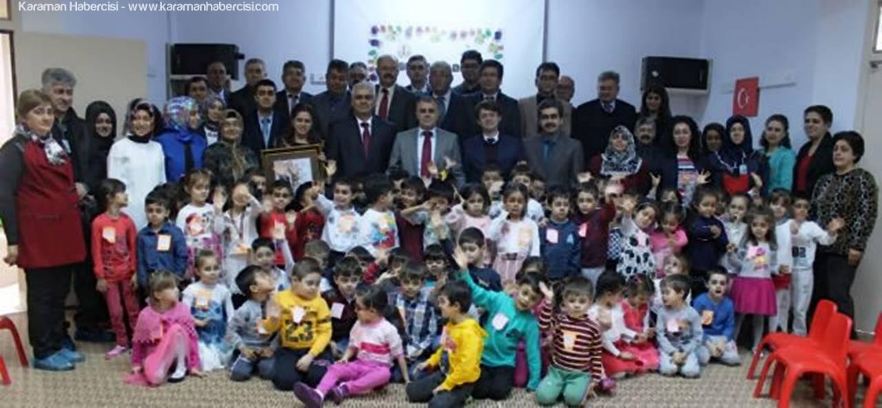 Karaman'da Okulların Bayrak Yarışı