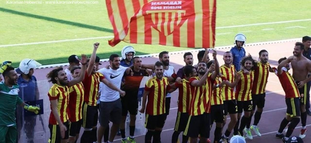 Kupada Karaman Belediyespor'un Rakibi 68 Aksaray Belediyespor