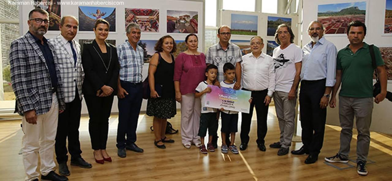 Antalya'da Anlamlı Yarışma