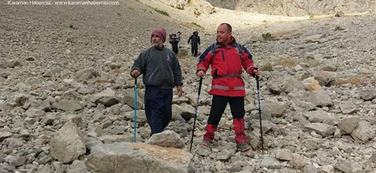 Dağcılar Niğde'de Yollarını Kaybettiler