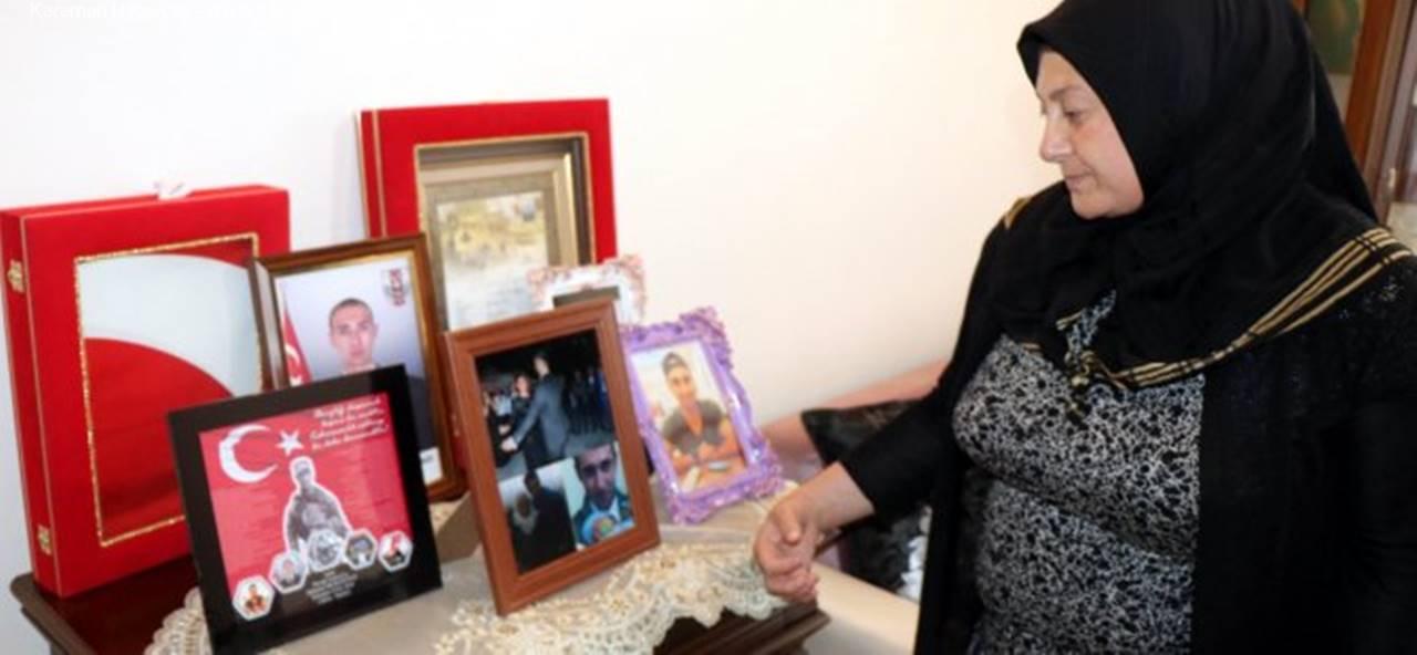 Afrin Şehidinin Annesinden İdam Çağrısı