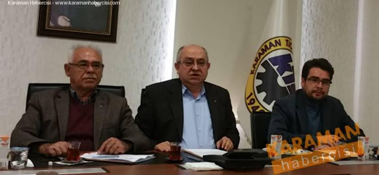 TOBB Nefes Kredisi Karaman'da Tanıtıldı