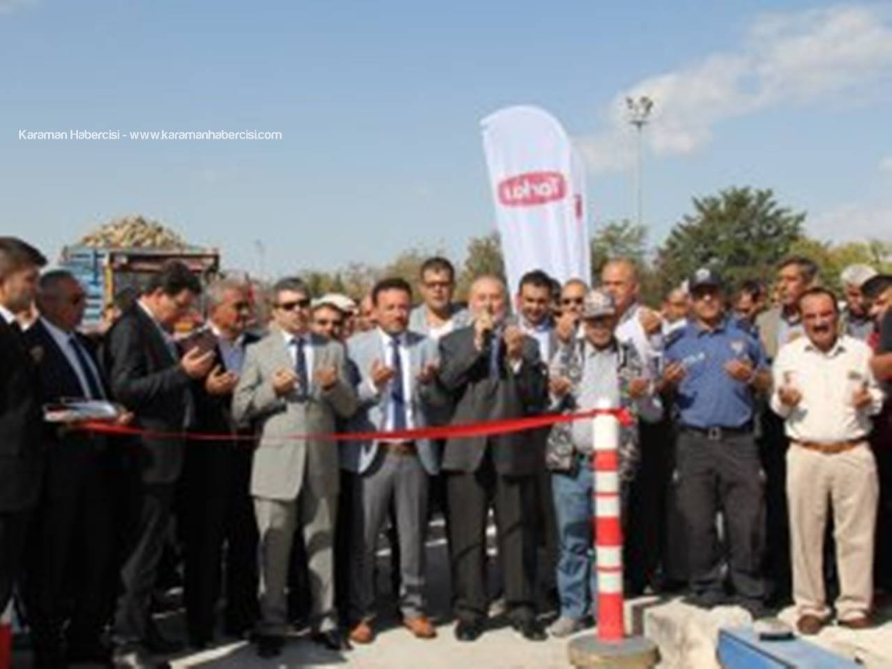 Konya Şeker'in 65. Pancar Alım Kampanyası Dualarla Başladı