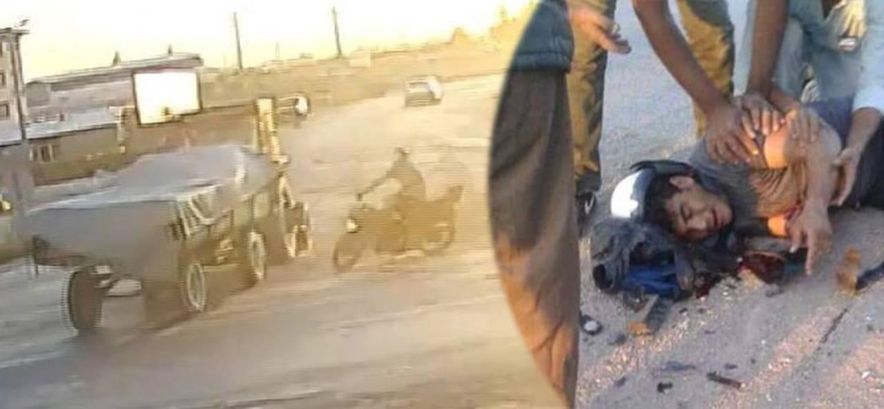 Karaman'da İşçiydi Çumra'da Kaza Yaptı