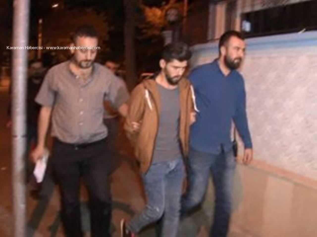 Suriyeli Kardeşler Çalıntı Akülü Bisikletle Yakalandı