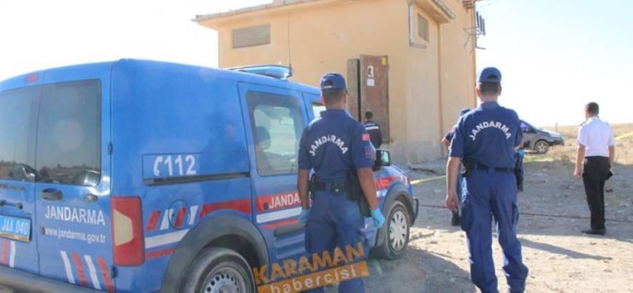 Karaman'da Elektrik Trafosunda Talihsiz Ölüm