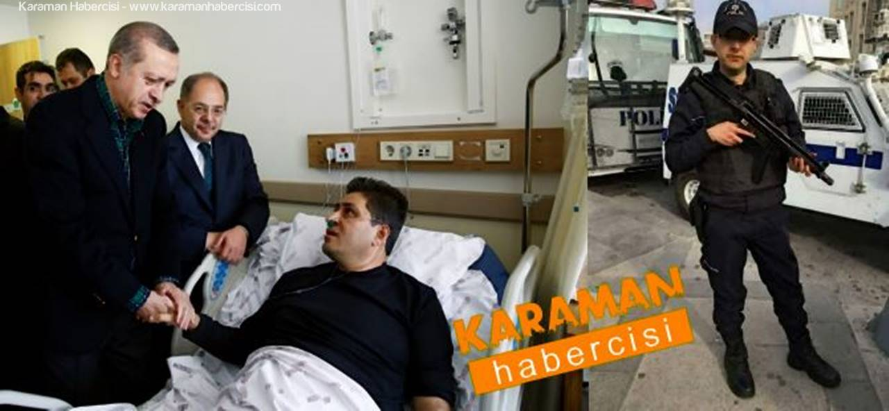 İstanbul'daki Terör Saldırısı Karaman'ı da Vurdu!