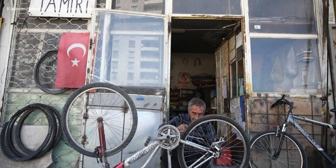 Kayserili Çocukların Bisikletçi Amcası