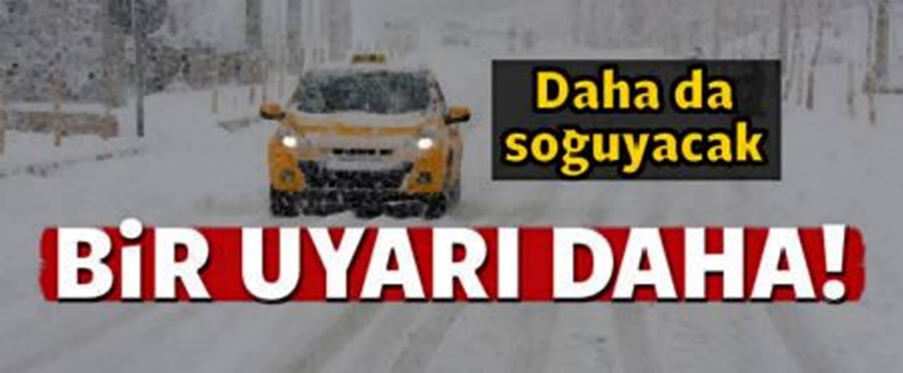 Karaman, Konya, Aksaray ve Niğde İçin Kış Başlıyor