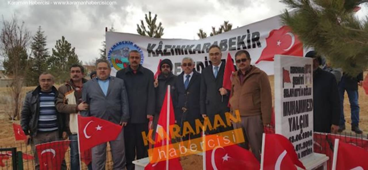 Başkan Ali İhsan Alanlı Terörü Lanetledi