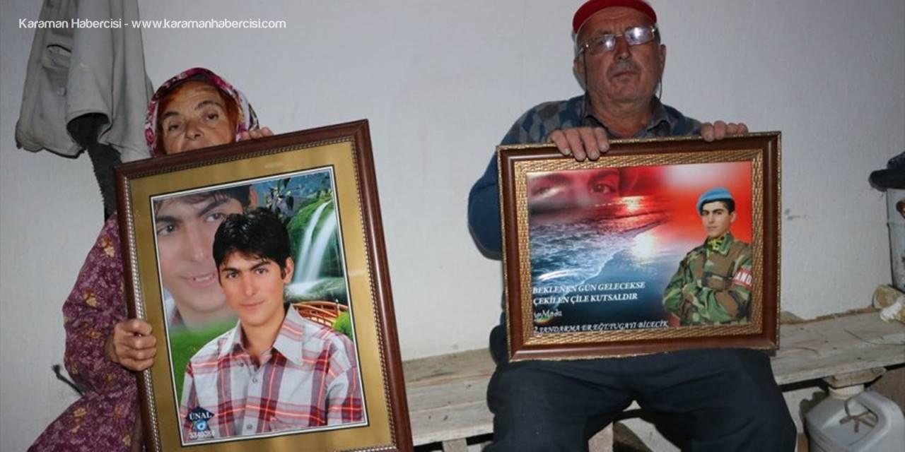 Ermenek'te Madenci Ailelerinin Acıları Hala Taze