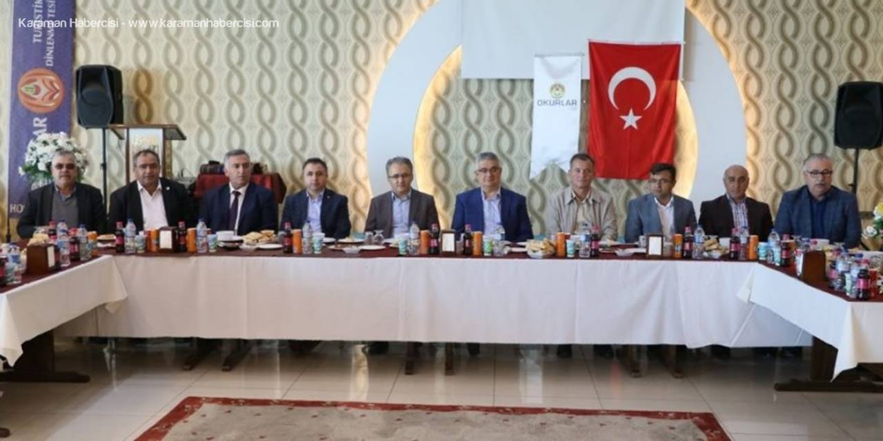 Vali Aykut Pekmez Aksaray'a Veda Etti