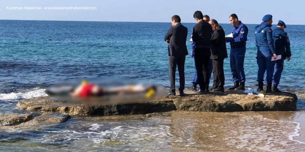 Antalya'da Denizde Erkek Ve Kadın Cesedi Bulundu