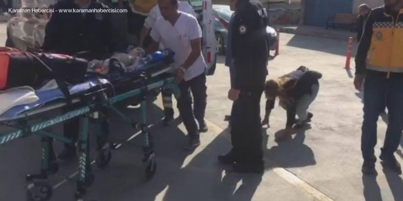 Konya'da 1 Yaşındaki Bebeğin Talihsiz Ölümü