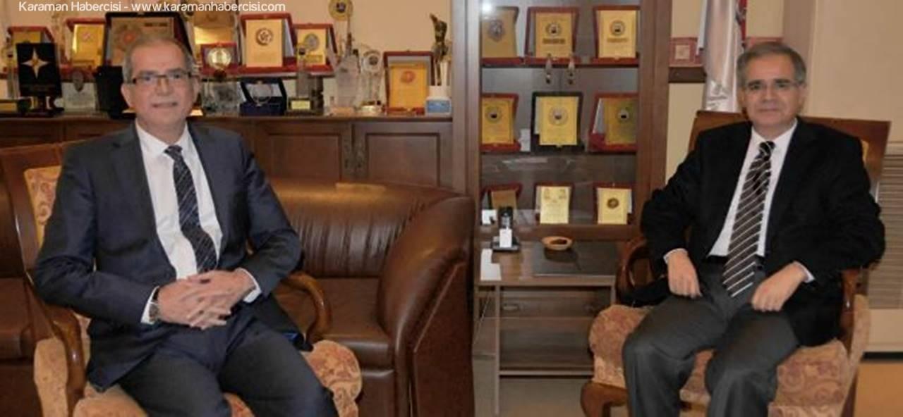 Vali Tapsız, Acının Yıl Dönümünde Sami Özdağ'ı Ziyaret Etti.