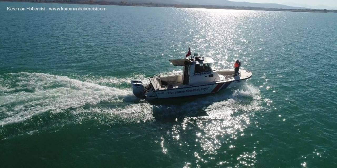 Beyşehir Gölü'nde Usulsüz Avlananlara Ceza Yağdı