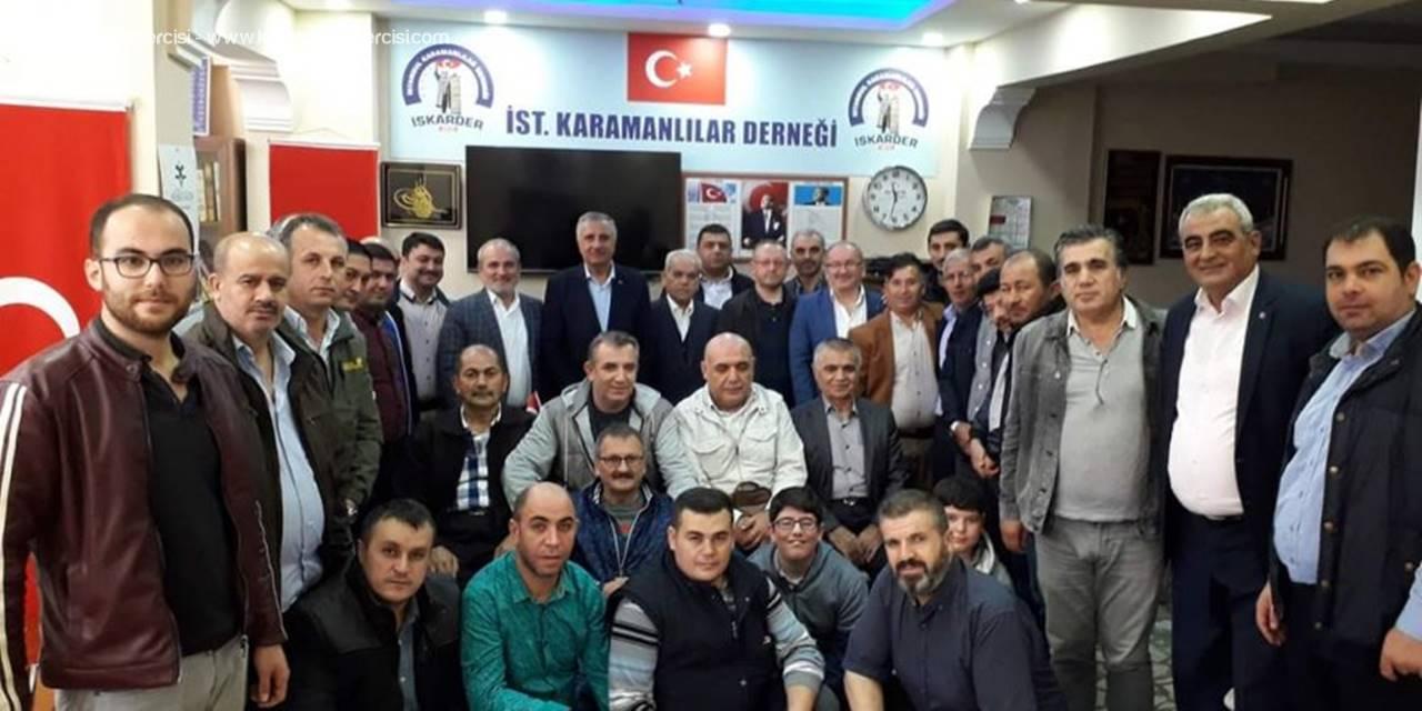 İstanbul'da İstişare Toplantısı