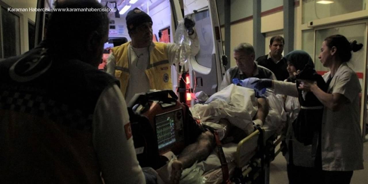 Antalya'da Silahlı Kavga: 3 Yaralı