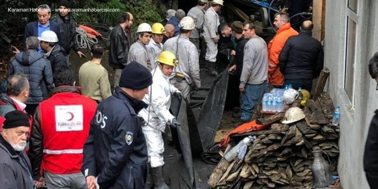 Zonguldak'ta 3 işçinin cansız bedeni bulundu