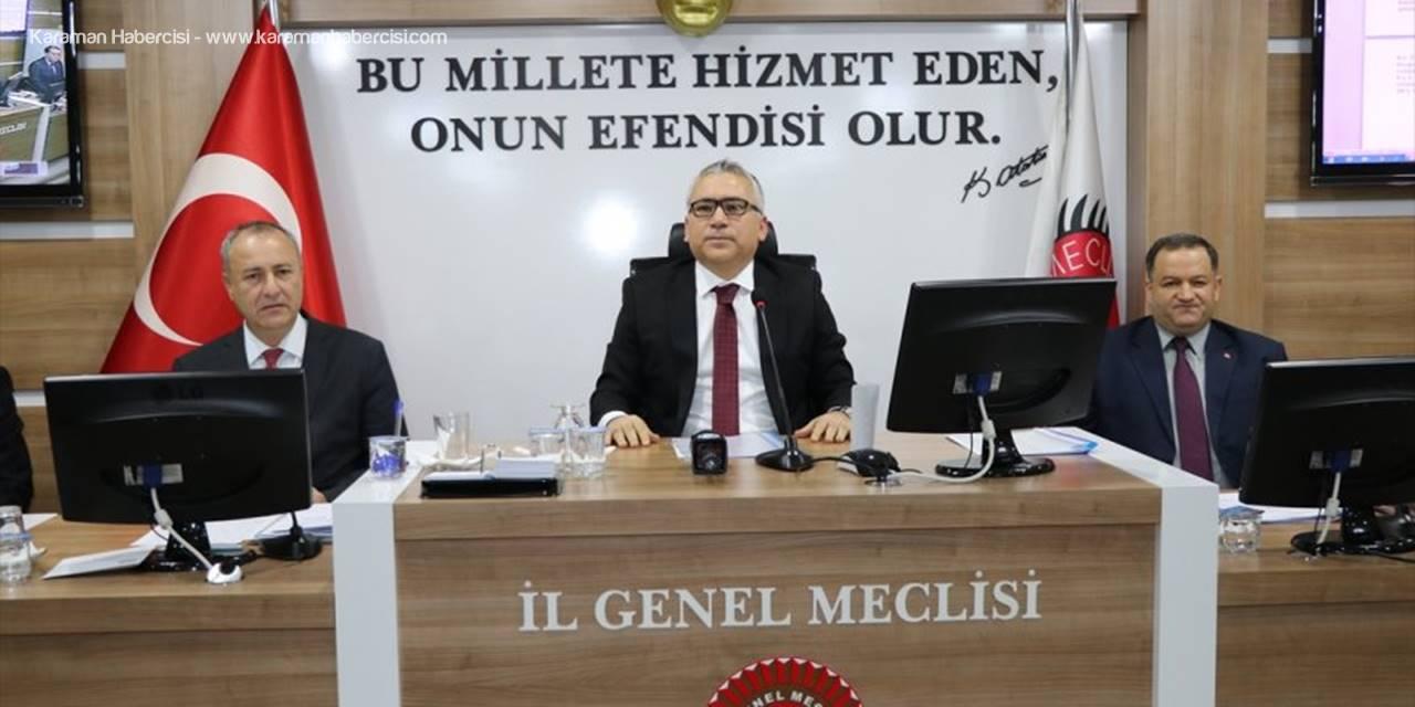 Niğde'nin 2019 Bütçesi 100 Milyon Lira