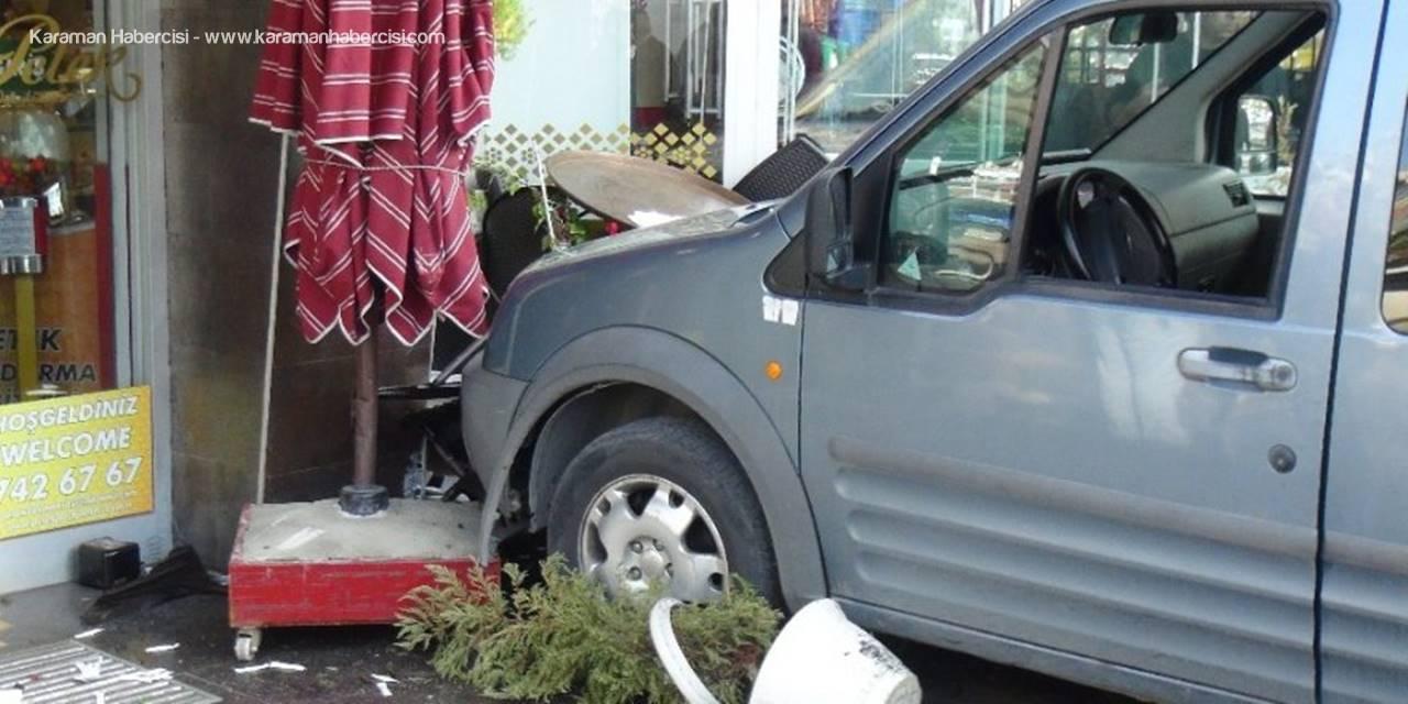 Antalya'da Ucuz Atlatılan Kaza