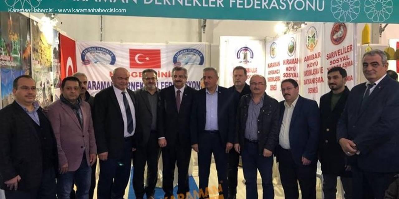İstanbul'da Karaman'ın tanıtımı yapıldı